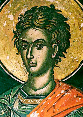 Saint Martyr Nestor de Thessalonique