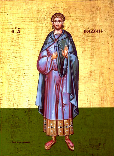 Saint Martyr Sozon