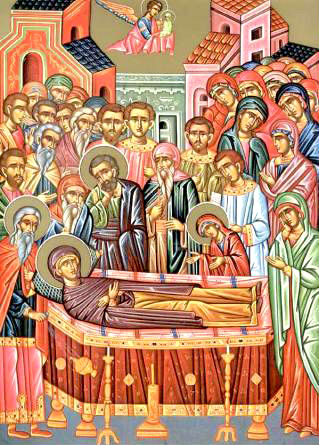 Dormition de Sainte Anne